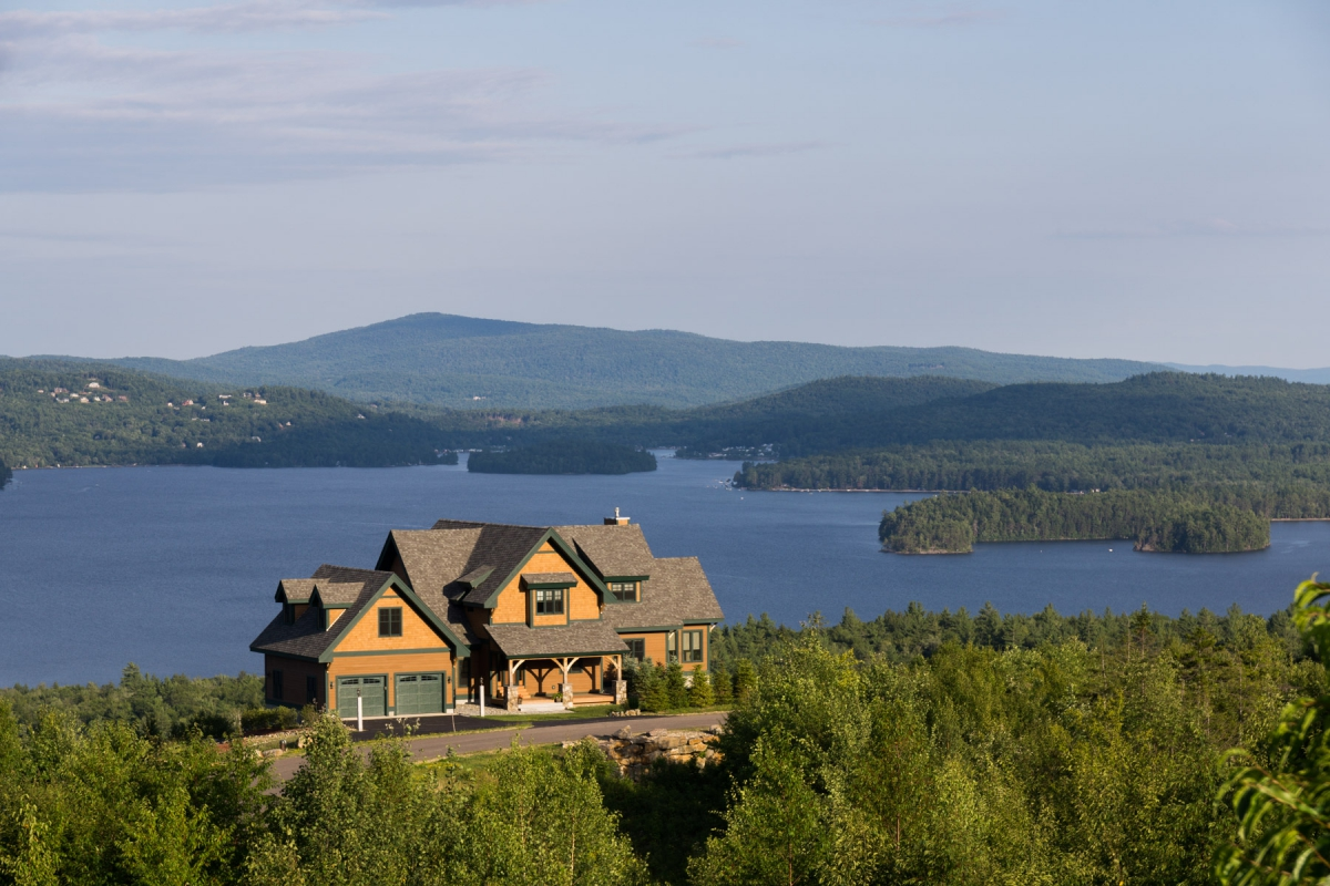custom home building services  newfound lake builders  houses for sale lakes region new hampshire
